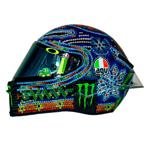 AGV Pista GP R Carbon Rossi WINTER TEST 2018 Helmet (Limited Edition)