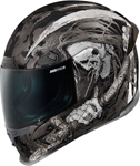 Icon Motosports Airframe Pro HARBINGER Full-Face Helmet (Black)