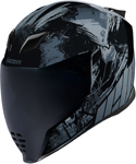 Icon Motosports Airflite STIM Full-Face Helmet (Black)