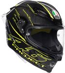 AGV Pista GP R Carbon PROJECT 46 3.0 Helmet (Black)