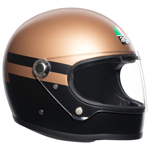 AGV Legends X3000 Superba Helmet (Gold/Black)
