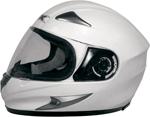 AFX FX90 Full-Face Motorcycle Helmet (Pearl White)