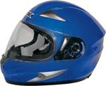 AFX FX90 Full-Face Motorcycle Helmet (Blue)