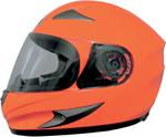 AFX FX90 Full-Face Motorcycle Helmet (Safety Orange)