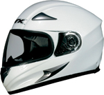 AFX FX-MAGNUS Big Head Full-Face Motorcycle Helmet (Pearl White)