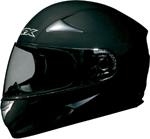 AFX FX-MAGNUS Big Head Full-Face Motorcycle Helmet (Flat Black)