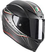 AGV PISTA GP ITALY Carbon Fiber Racing Helmet