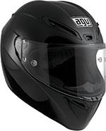AGV GT VELOCE Full-Face Helmet (Matte/Flat Black)