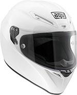 AGV GT VELOCE Full-Face Helmet (White)