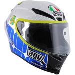 AGV Corsa MUGELLO 2015 Rossi Replica Limited Edition Helmet (Limited Edition Mugello 2015)