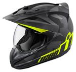 ICON Variant DEPLOYED Full-Face Crossover Helmet (Black)