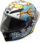 AGV Pista GP R Carbon Full-Face Motorcycle Helmet (Rossi Winter Test 2016)
