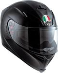 AGV K5 S Full-Face Motorcycle Helmet (Black)