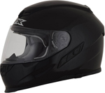 AFX FX105 Full-Face Motorcycle Helmet (Black)