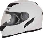 AFX FX105 Full-Face Motorcycle Helmet (White)