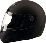 Z1R Kids Strike Youth Full-Face Motorcycle Helmet (Flat Black)