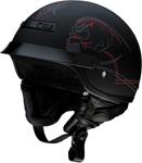 Z1R Nomad Evil Half Helmet (Black)