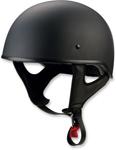 Z1R CC Beanie Motorcycle Half-Helmet (Flat Black)