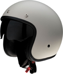 Z1R SATURN SV Open-Face Helmet w/ Dropdown Sun Visor (Matte Tan)