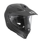 AGV AX-8 Dual Sport EVO Tour Helmet (Flat Black)
