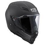 AGV AX-8 EVO Naked Full-Face Helmet (Flat Black)