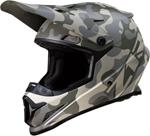 Z1R RISE Camouflage Offroad Helmet (Desert)