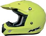 AFX FX17Y Kids Motocross/Offroad/ATV Helmet (Hi-Vis Yellow)