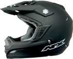AFX FX19 Solid Motocross/Offroad/ATV Helmet (Flat Black)