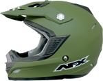 AFX FX19 Solid Motocross/Offroad/ATV Helmet (Flat Olive Drab)