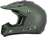 AFX FX17Y Kids Motocross/Offroad/ATV Helmet (Flat Olive Drab)