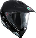 AGV AX-8 Dual Sport Evo Full-Face Motorcycle Helmet (Black/White)