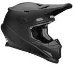 Thor MX Motocross Sector Helmet (Matte Black)