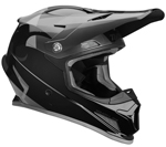 Thor MX Motocross Sector Helmet (SHEAR Gloss Black/Charcoal)