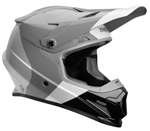 Thor MX Motocross Sector MIPS Helmet (BOMBER Gloss Charcoal/White)