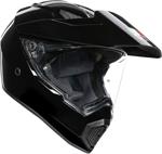 AGV AX9 Dual Sport Helmet (Gloss Black)