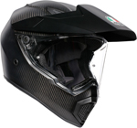 AGV AX9 Dual Sport Helmet (Matte Carbon)