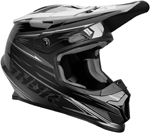 Thor MX Motocross Sector WARP Helmet (Gloss Charcoal/Black)