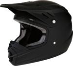 Z1R Youth RISE ASCEND Off-Road Helmet (Black)