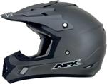 AFX FX17Y Kids Motocross/Offroad/ATV Helmet (Frost Grey)