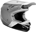 Thor MX Motocross YOUTH MIPS Sector BOMBER Helmet (Charcoal/Black/White)