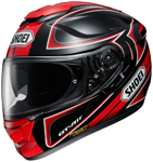 SHOEI GT-Air EXPANSE TC-1 Full-Face Motorcycle Helmet (Red)