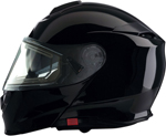 Z1R SOLARIS Modular Snow Helmet w/ Electric Shield (Black)