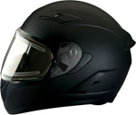 Z1R Strike OPS Snow Cold-Weather Helmet w/ Electric Shield (Flat Black)