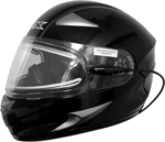 AFX MAGNUS-SE Full-Face Snow/Motorcycle Helmet w/ Electric Shield (Black)