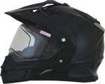 AFX FX39DS Dual Sport/Adventure Snow Helmet w/ Dual Pane Shield (Gloss Black)