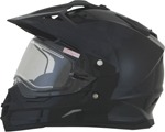AFX FX39DS Dual Sport/Adventure Snow Helmet w/ Electric Shield (Gloss Black)