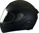 Z1R Strike OPS Full-Face Snow Helmet (Flat Black)