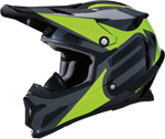 Arctiva Snow Snowmobile RISE SUMMIT Cold-Weather Helmet (Black/Hi-Viz)