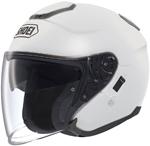 SHOEI J-Cruise Open-Face Motorcycle Helmet (White)