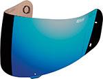 ICON Replacement Proshield Shield/Visor (Blue Mirror, Anti-Fog)